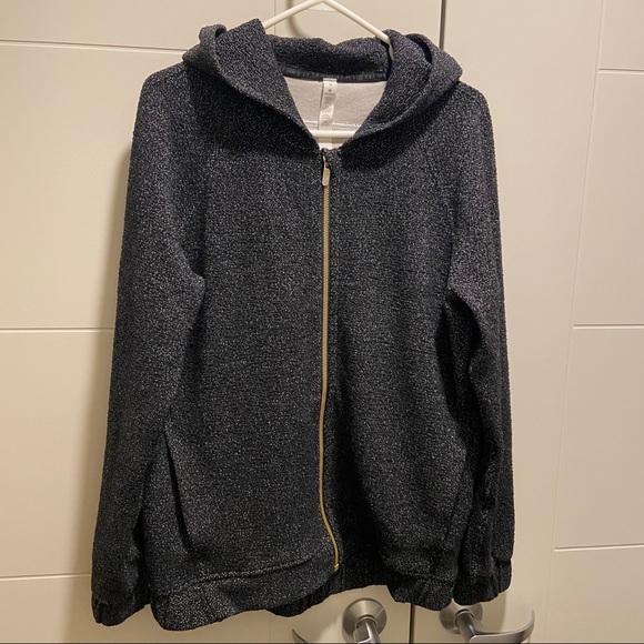 Lululemon pave new ways full zip hoodie